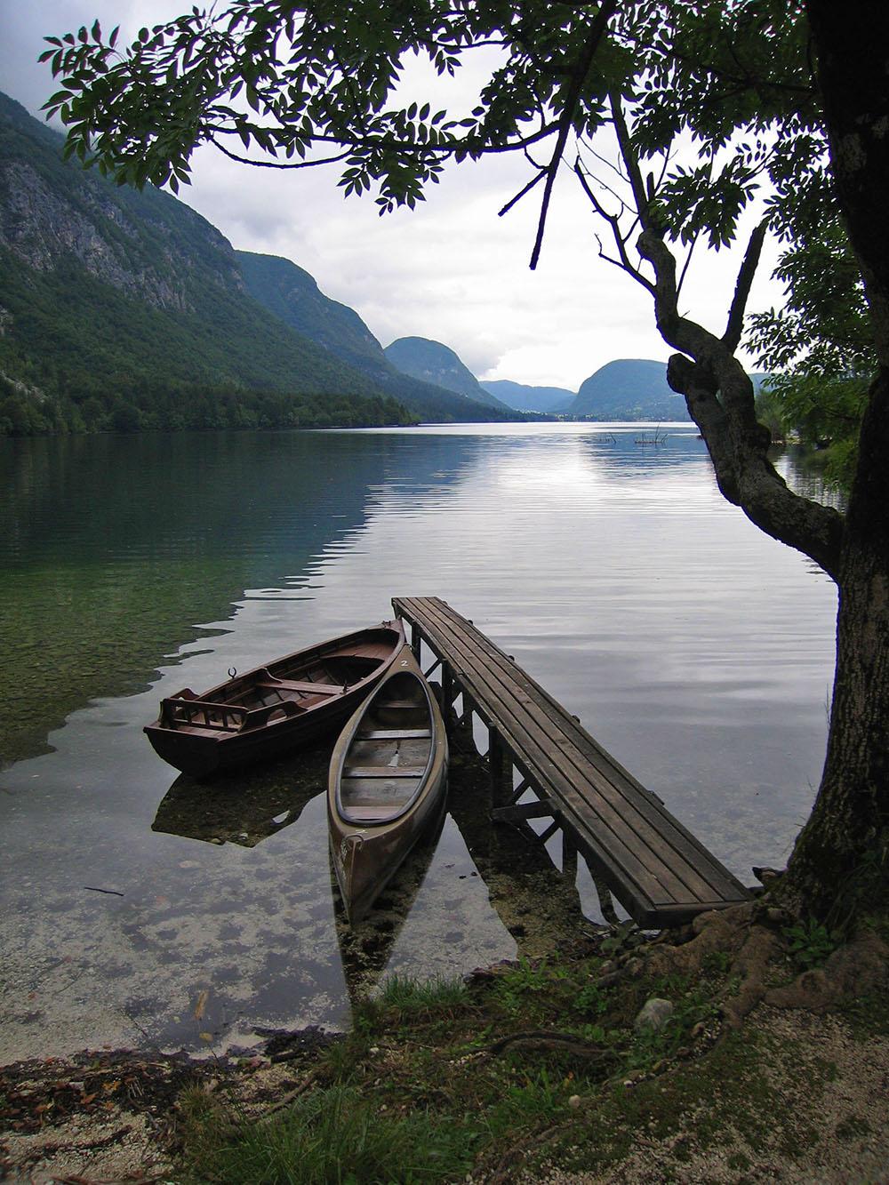 Slovenia Lake