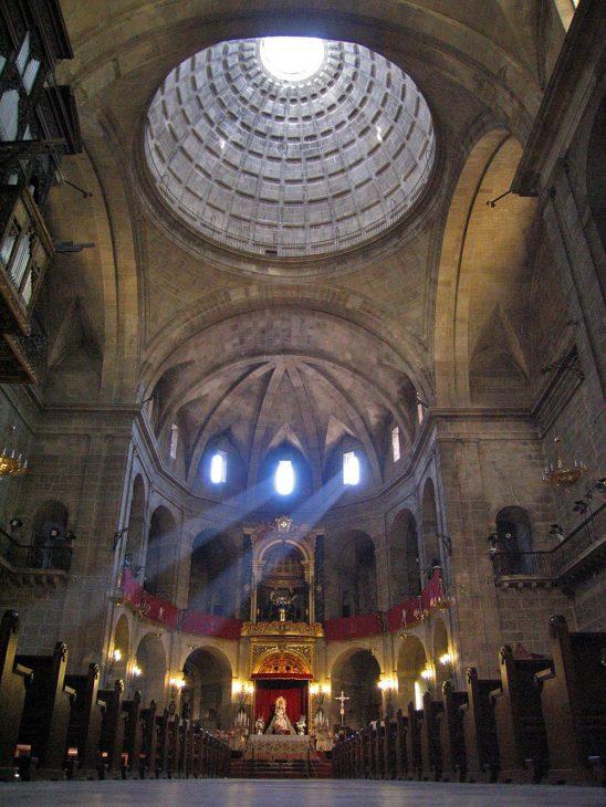 church in alicante spain