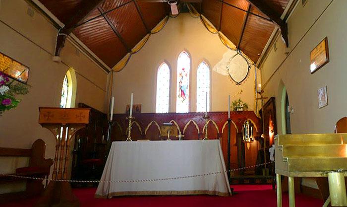 Yankalilla church