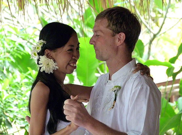 how to get married in bali