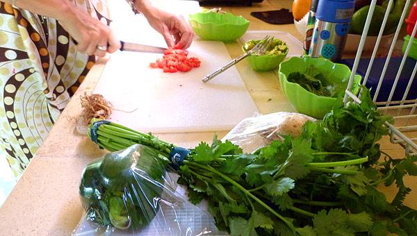 veggie chop
