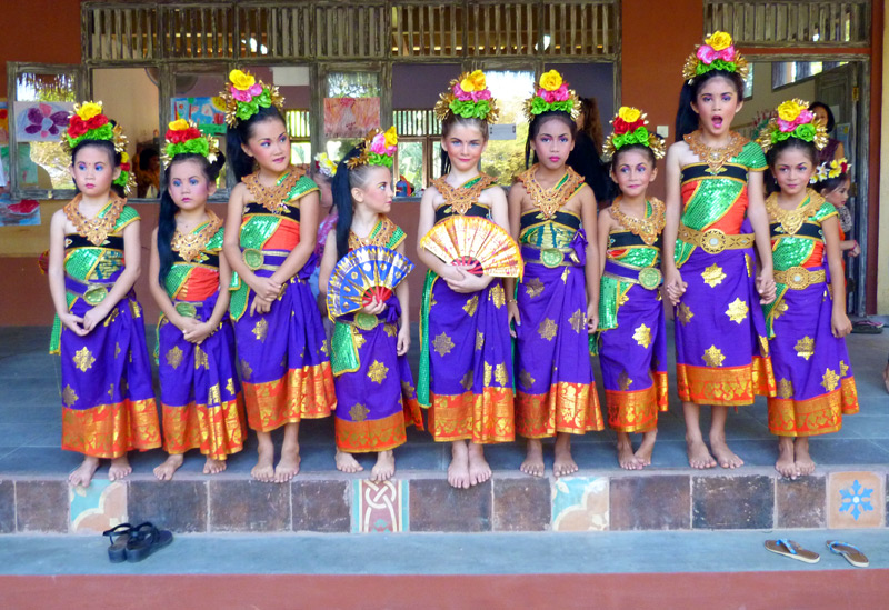 bali dance class