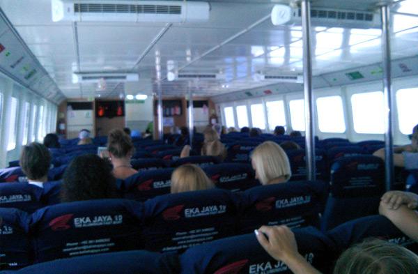 EkaJaya boat