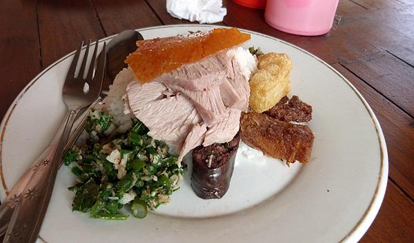babi guiling meal
