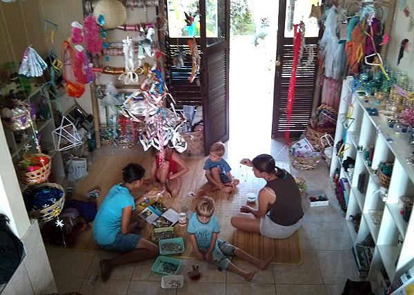Bali Creative Reuse Center in Ubud