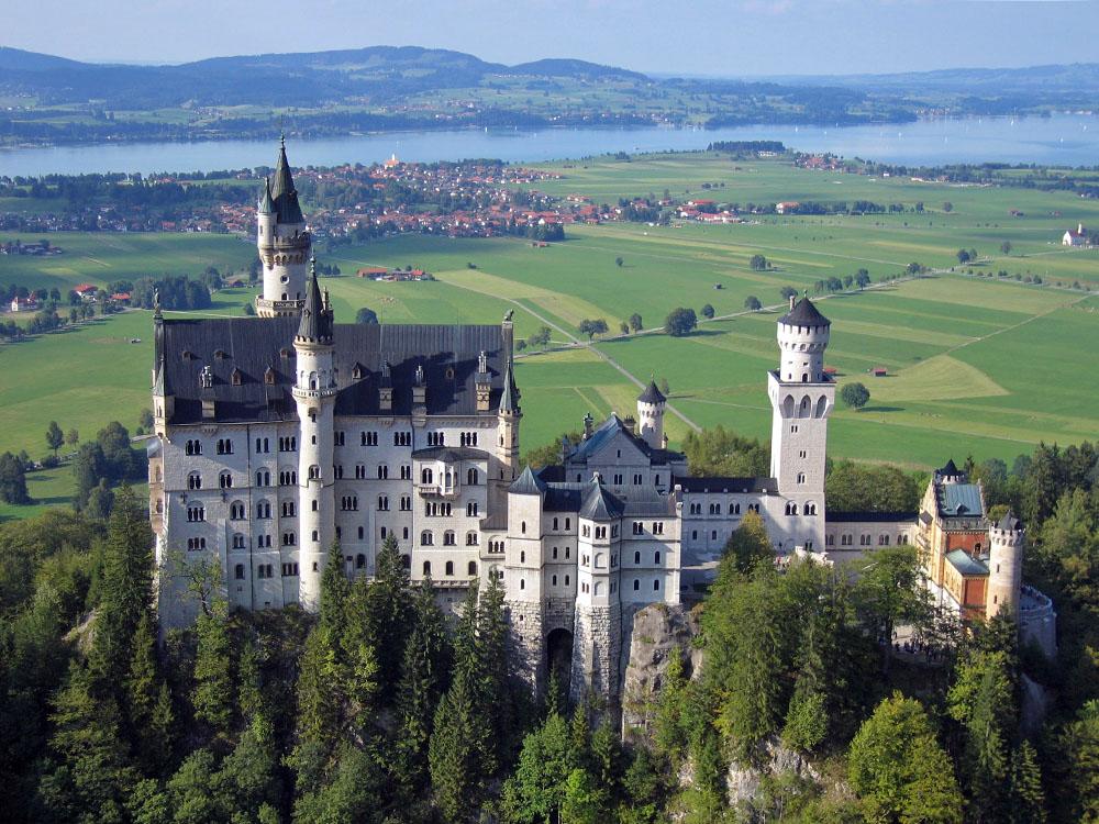 Neuschwanstein Castle Schwangau Germany