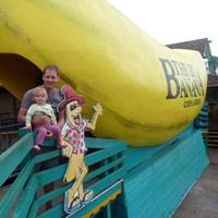 Big Banana in Coffs Harbour