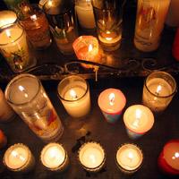 Mexico candles