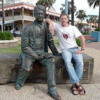Edmund Barton in Port Macquarie