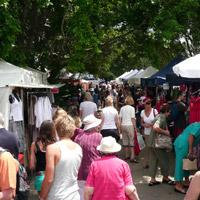 Sunday market at Eumundi