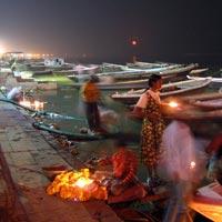 Burning Ghats