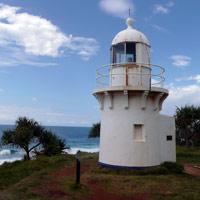 Pottsville lighthouse