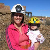 Mining in Silverton