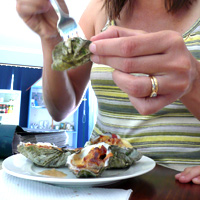 Cowell Oysters