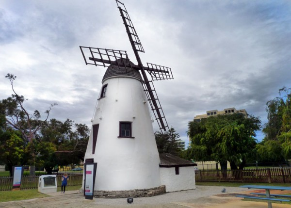 The Old Mill in South Perth