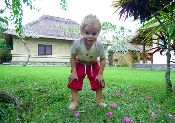 Fun in the Garden