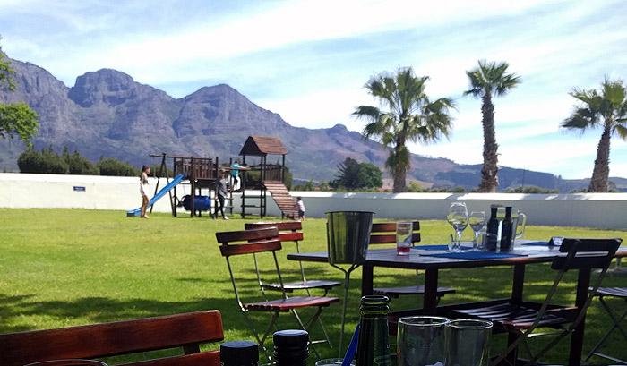 Allée Bleue Winery Stellenbosch