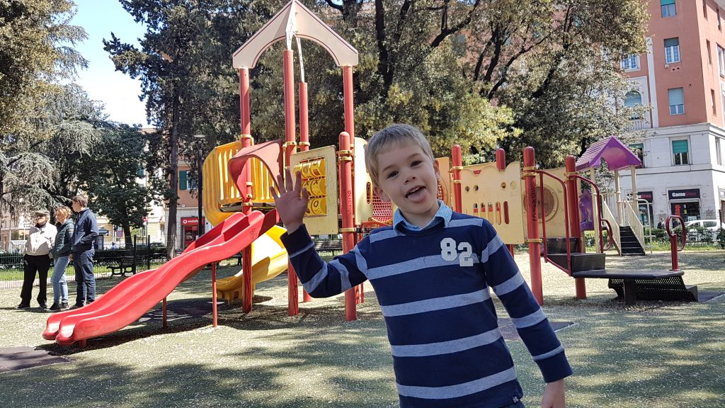 Rome playground