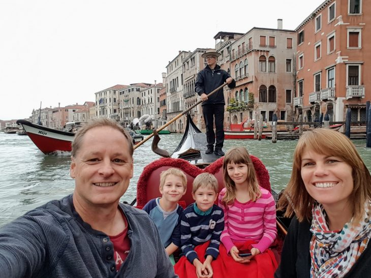 Family Gondala Ride