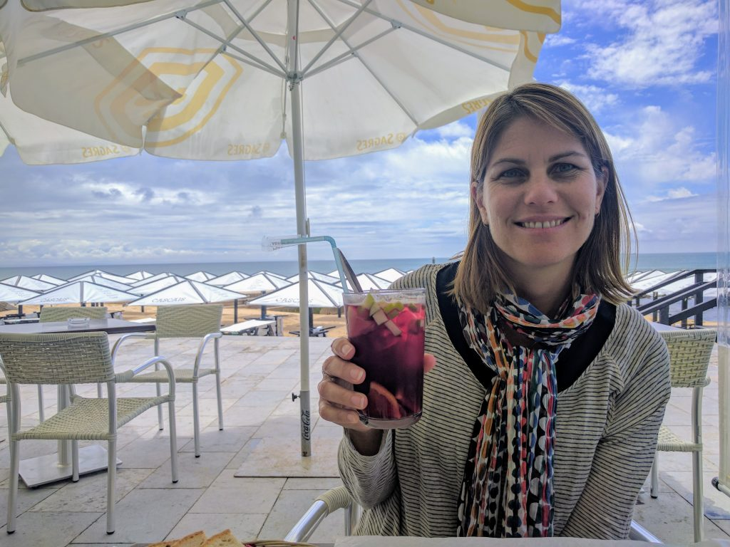 Sangria in Portugal