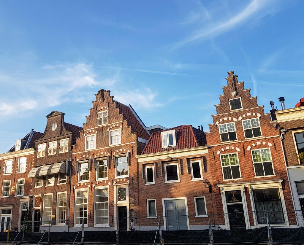 Medieval houses of Haarlem