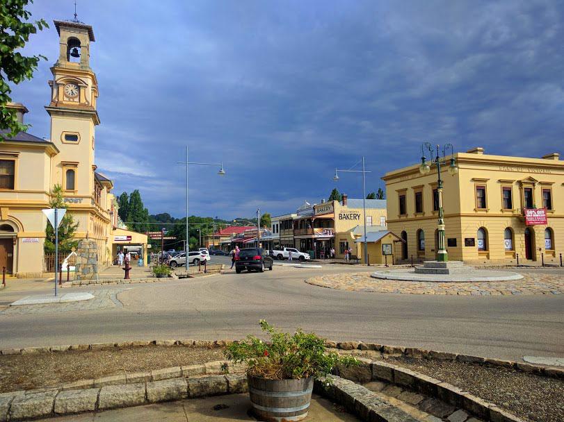 Beechworth historic town