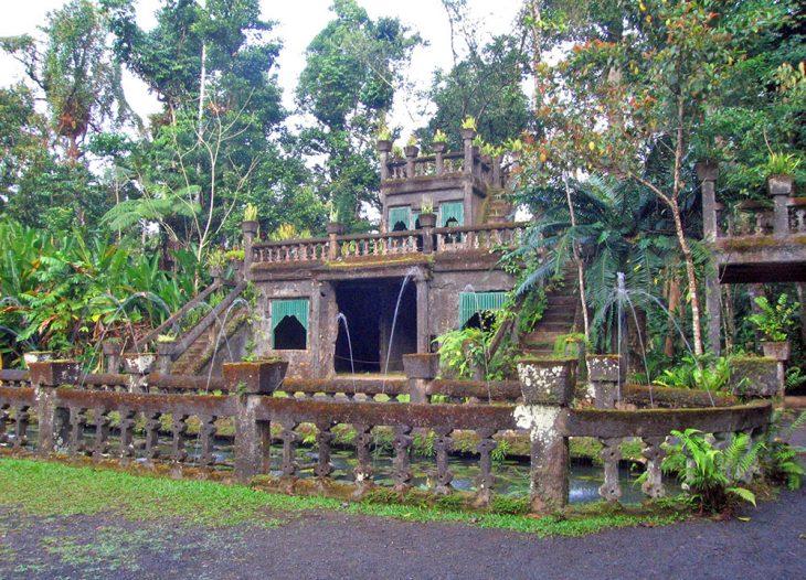 Paronella Park Castle Queensland