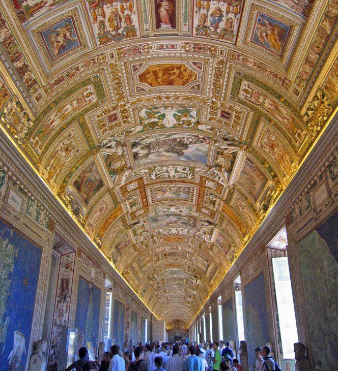 Vatican Museum Vatican City