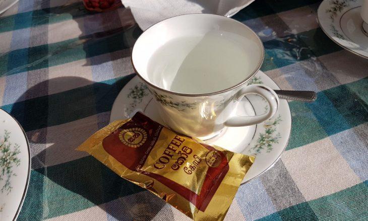 coffee in Sri Lanka
