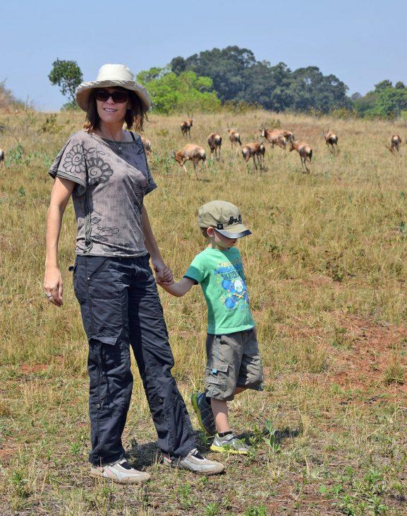 Mlilwane Wildlife Sanctuary Walk