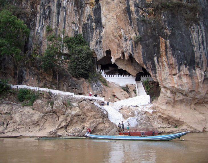 Van Vien Caves, Laos