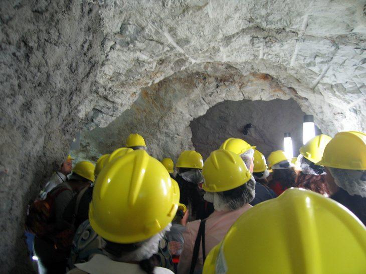 Mine in Zacatecas Mexico