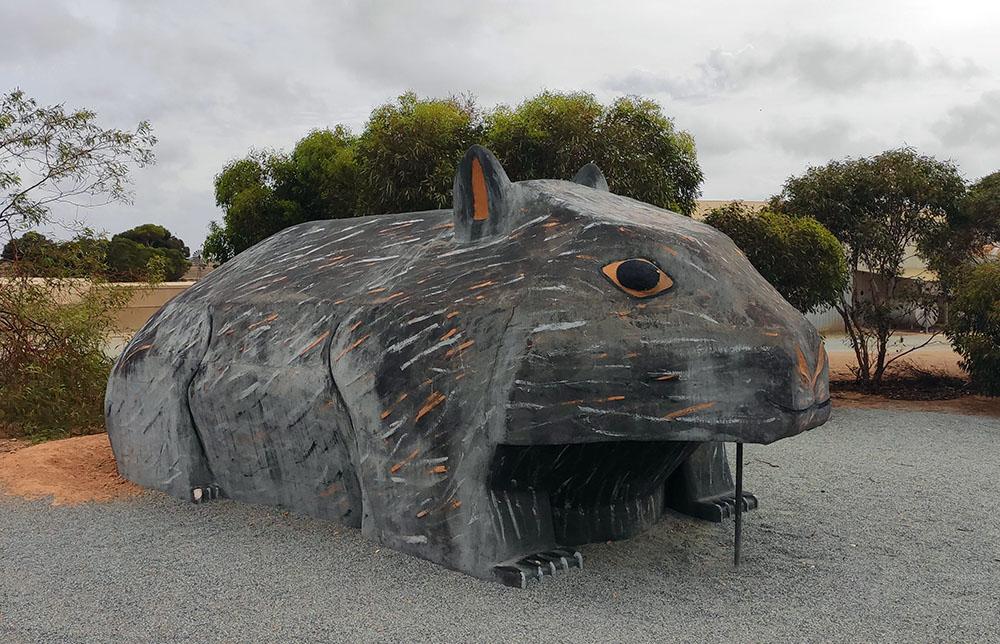 The Big Wombat