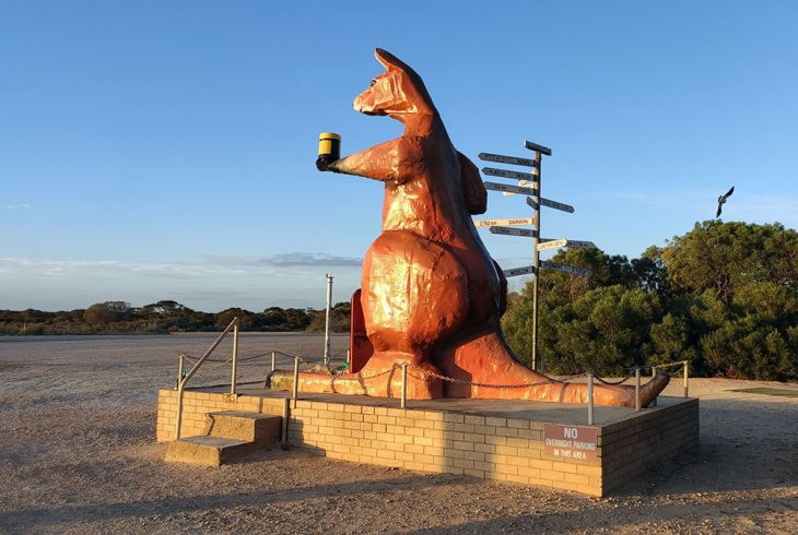Big Red Kangaroo