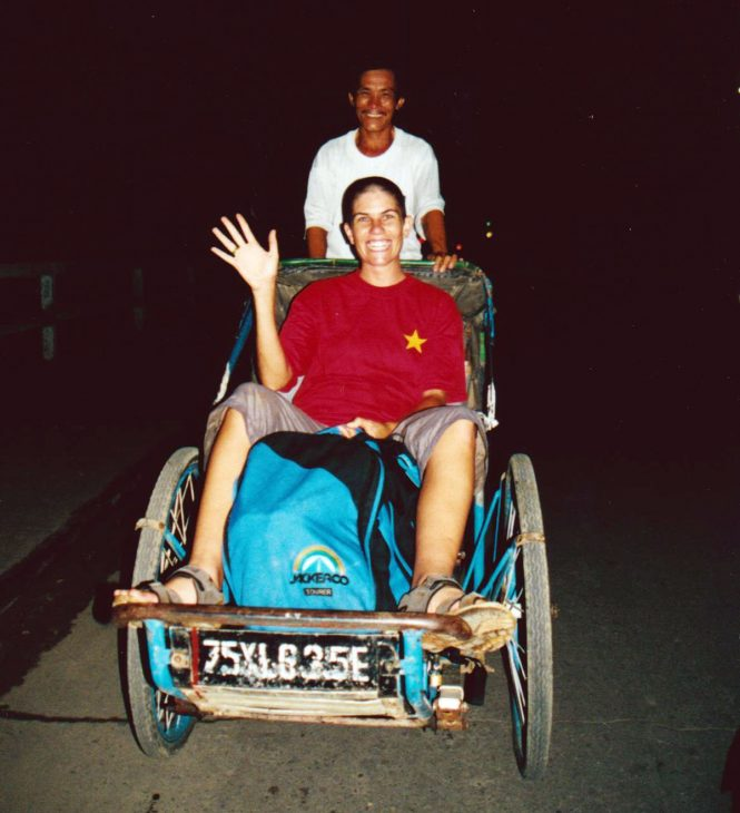 Clare Rickshaw Ride