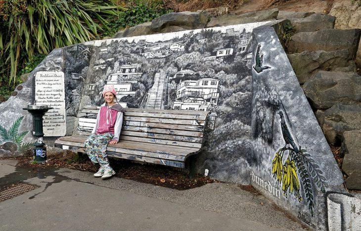 Baldwin Street, in Dunedin, New Zealand
