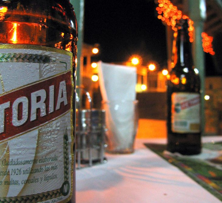 La Victoria Nicaraguan Beer