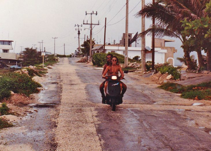Moped Riders