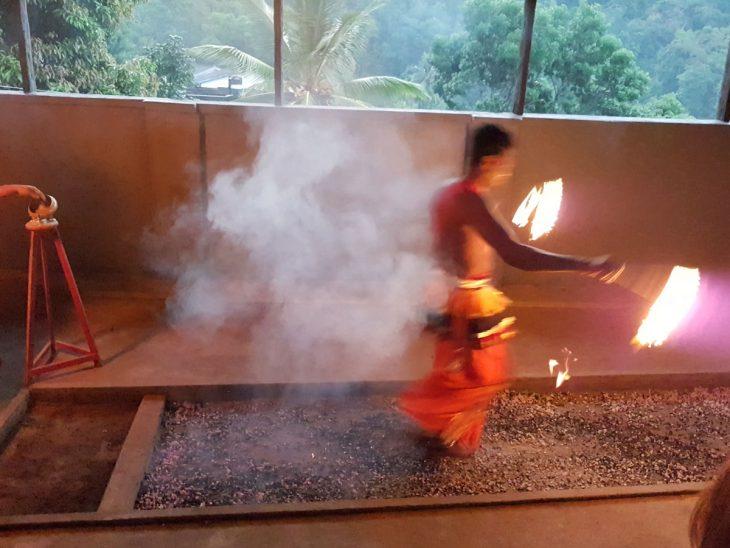 Kandy Fire Walking