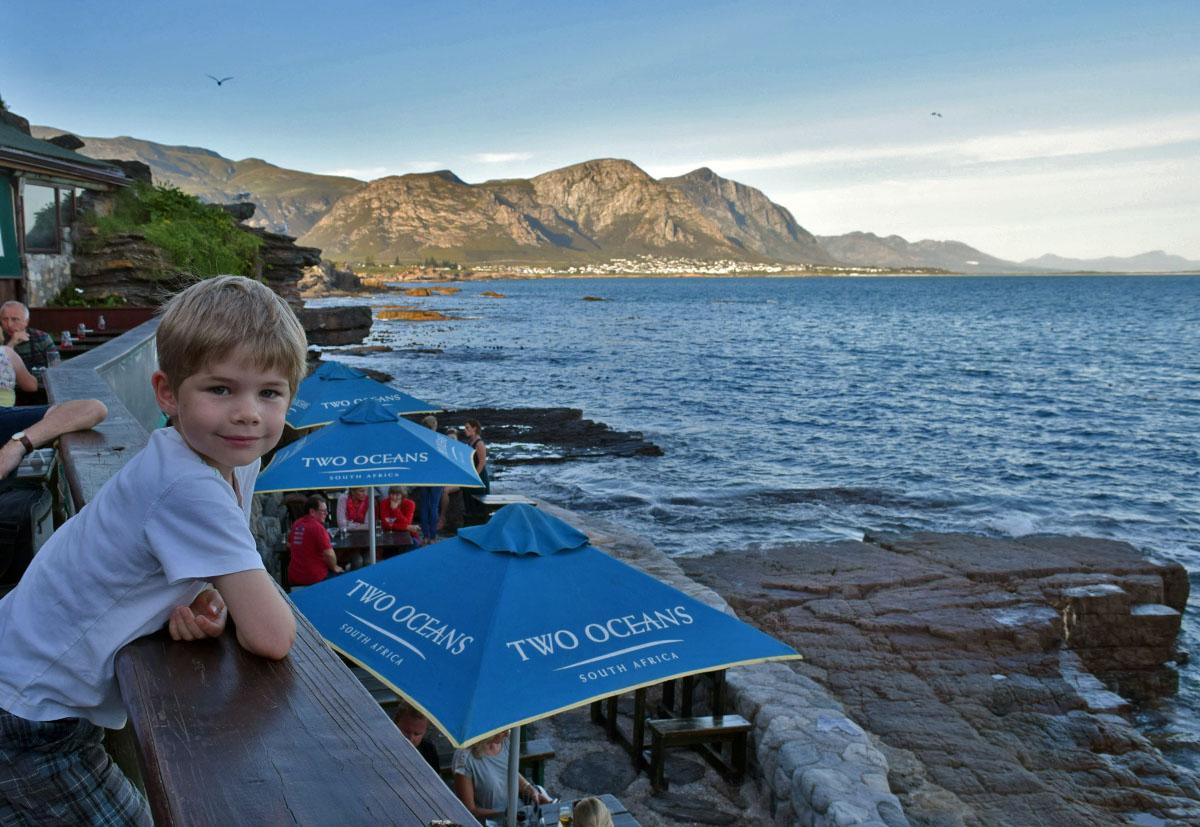 Two Oceans Restaurant in Hermanus