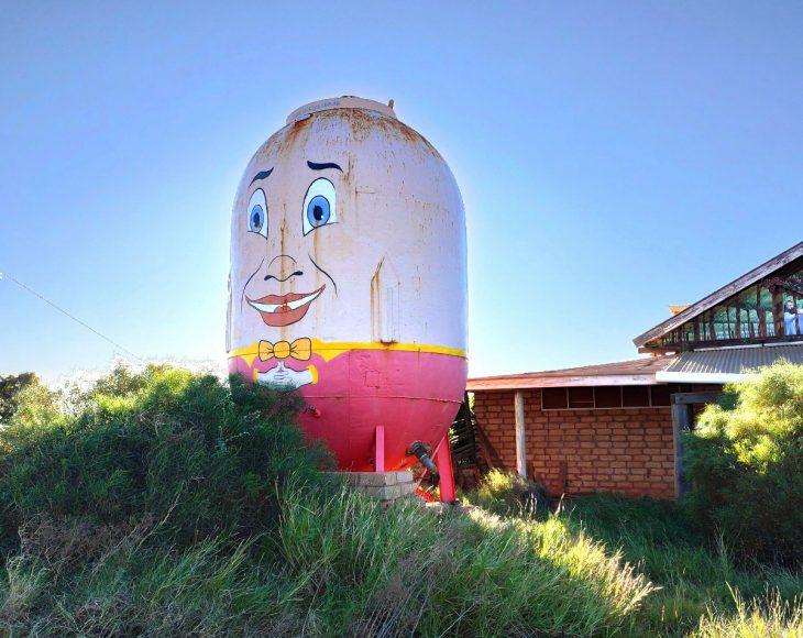 Big Humpty Dumpty