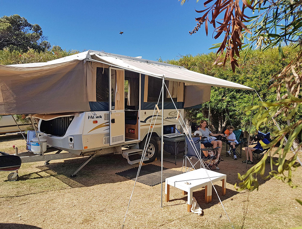 20200111 Flinders Bay Caravan Park