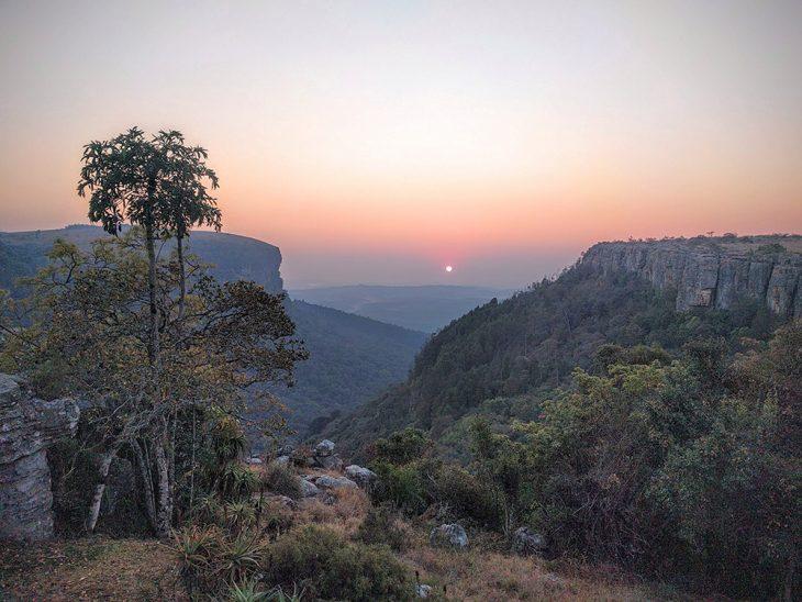 Graskop Sunrise