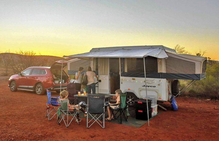 Jayco Camping