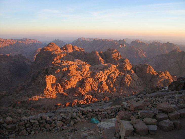 Mt Sinai Sunrise