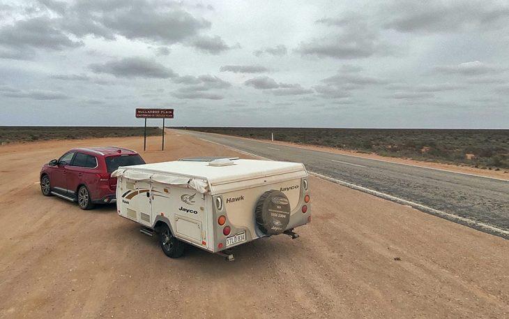 Nullarbor Plain Road Trip