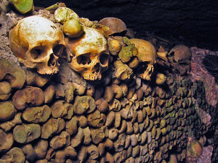Paris Catacombs