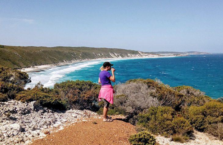 beaches near Esperance, Western Australia