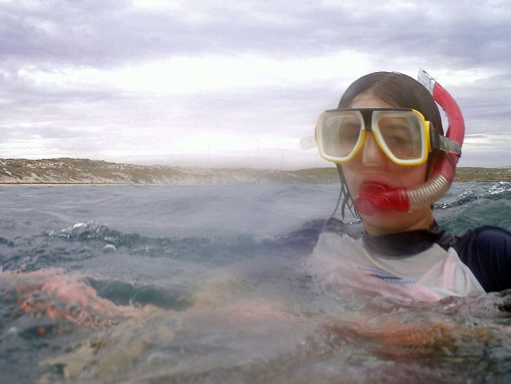 Snorkelling Coral Bay
