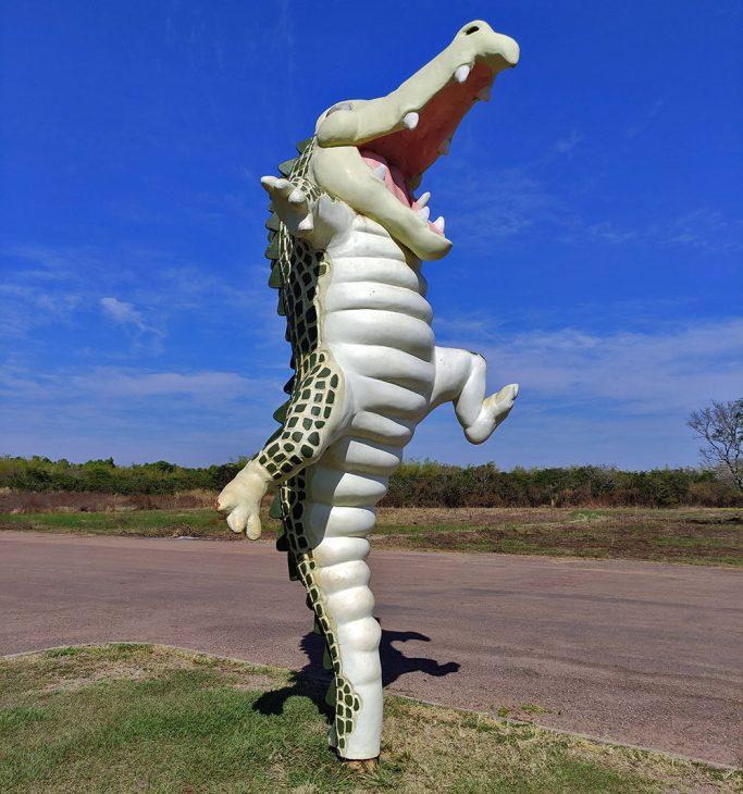 Big Jumping Croc Adelaide River